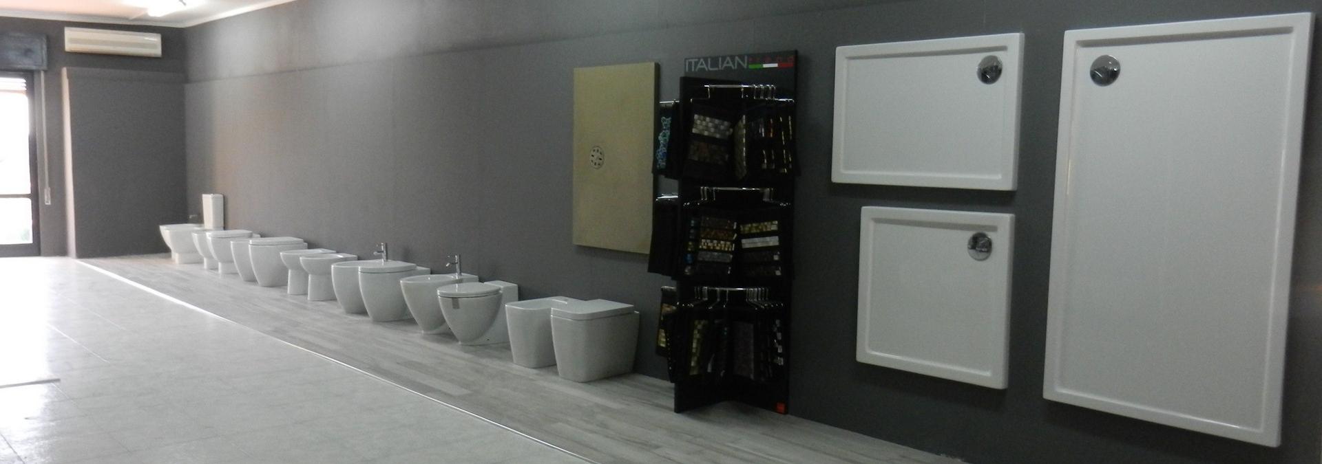 Nuovo showroom per prodotti di alta gamma